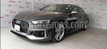 Audi Serie RS 5 Coupe usado (2018) color Gris precio $1,340,000
