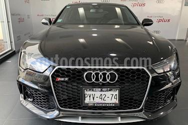 Foto venta Auto usado Audi Serie RS 7 4.0 TFSI Tiptronic (2016) color Negro precio $1,100,000