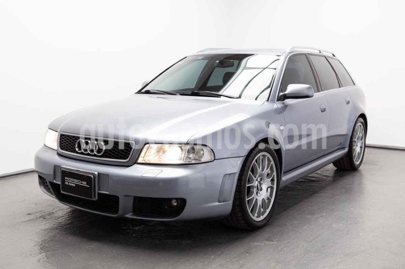 Audi Serie RS 4 2.7L Biturbo Quattro Avant usado (2002) color Plata precio $620,000