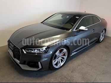 Audi Serie RS 5 Coupe usado (2018) color Gris precio $1,265,000