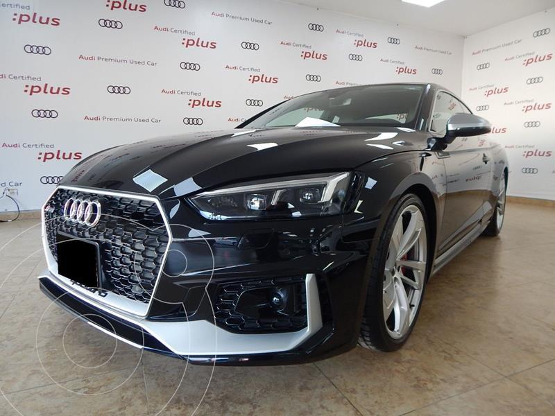 Audi Serie RS 5 Coupe usado (2018) color Negro precio $1,190,000