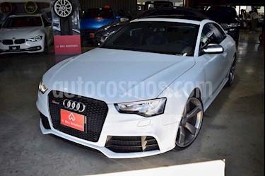 Audi Serie RS 5 4.2L S Tronic Quattro usado (2016) color Blanco precio $939,900