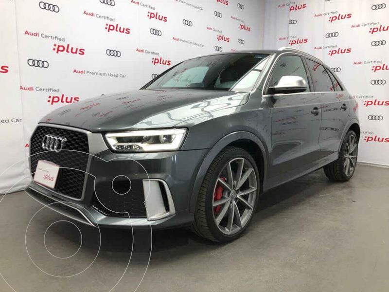 Foto Audi Serie RS Version usado (2018) color Gris precio $750,000