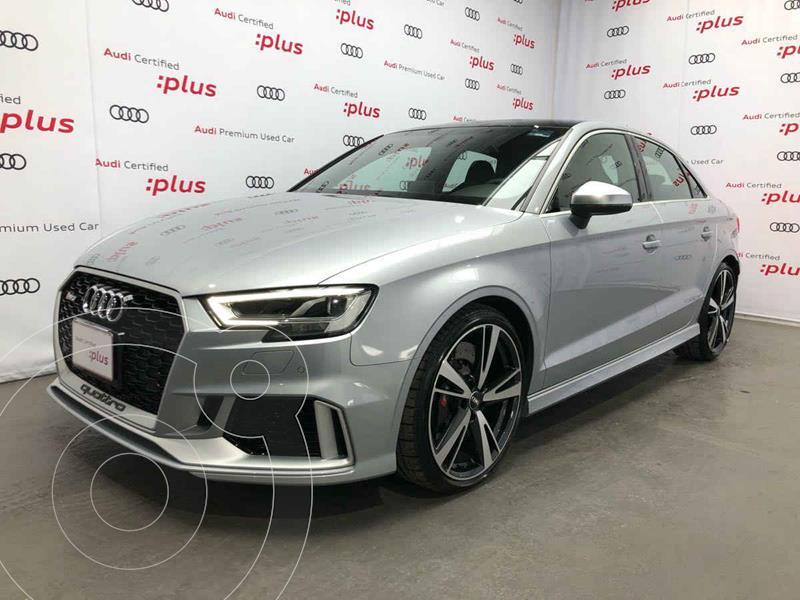 Foto Audi Serie RS 3 2.5L TFSI Sedan Aut usado (2020) color Plata precio $1,195,000