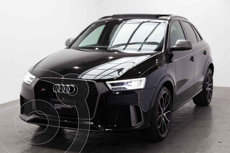 Audi Serie RS Q3 Performance 2.5L usado (2018) color Negro precio $785,000