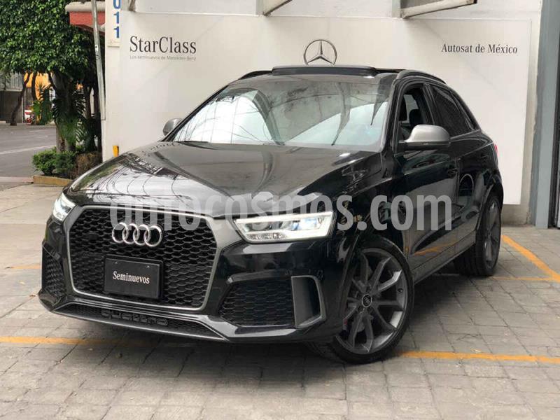 Audi Serie RS Q3 Performance 2.5L usado (2018) color Negro precio $760,000