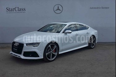 Audi Serie RS 7 Performance 4.0 TFSI Tiptronic usado (2018) color Blanco precio $1,349,900