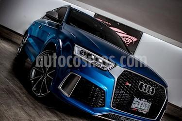 Foto venta Auto usado Audi Serie RS Q3 Performance 2.5L (2017) color Azul precio $729,000