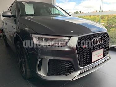 Foto venta Auto usado Audi Serie RS Q3 Performance 2.5L (2018) color Gris precio $900,000