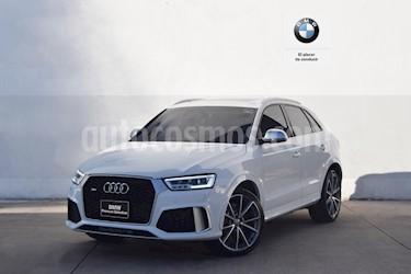 Foto venta Auto Seminuevo Audi Serie RS Q3 Performance 2.5L (2017) color Blanco precio $699,999