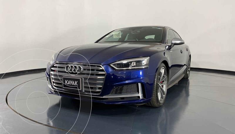 Foto Audi Serie S Version usado (2018) color Azul precio $839,999