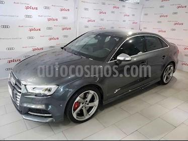 Audi Serie S S3 2.0L TFSI Sedan Aut usado (2018) color Gris precio $640,000