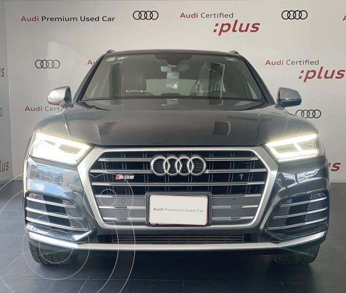 Foto Audi Serie S SQ5 3.0L T FSI (354 hp) usado (2018) color Gris financiado en mensualidades(mensualidades desde $12,462)