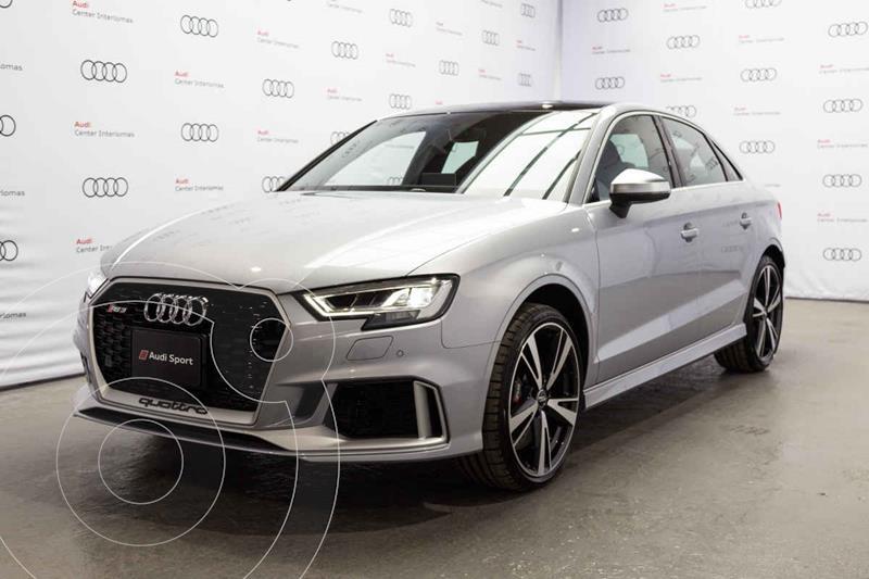 Audi Serie S S3 2.0L TFSI Sedan Aut nuevo color Plata precio $1,282,600