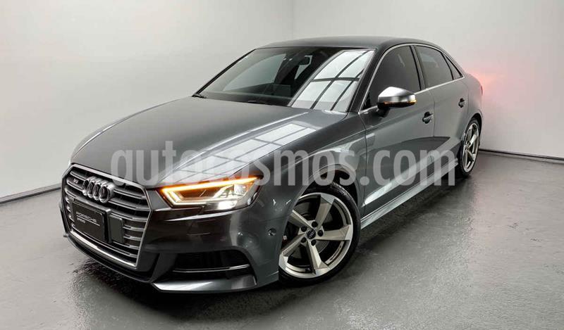Audi Serie S 3 2.0L TFSI Sedan Aut usado (2018) color Gris precio $650,000
