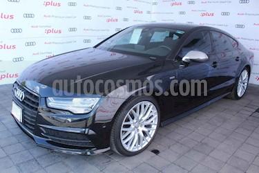 Audi Serie S S7 4.0 T FSI Tiptronic Quattro usado (2016) color Negro precio $650,000