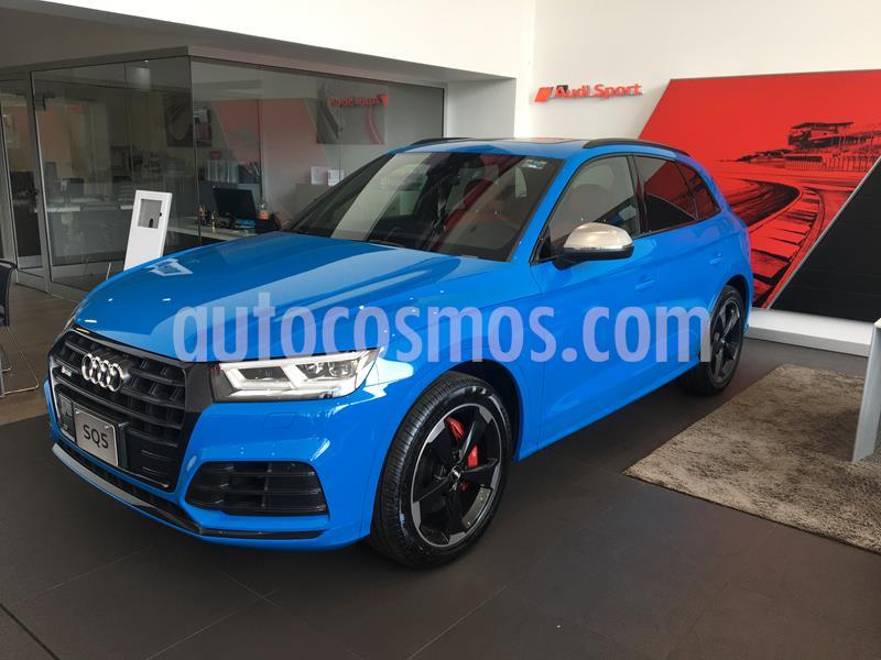 Audi Serie S SQ5 3.0L T FSI (354 hp) usado (2019) color Azul precio $1,235,650