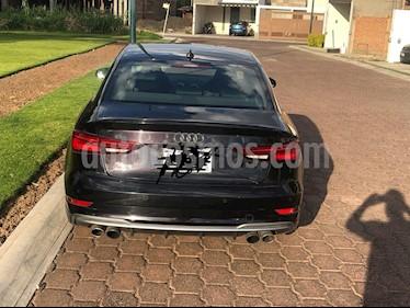 Audi Serie S S3 2.0L TFSI Sedan Aut usado (2017) color Negro Phantom precio $549,000