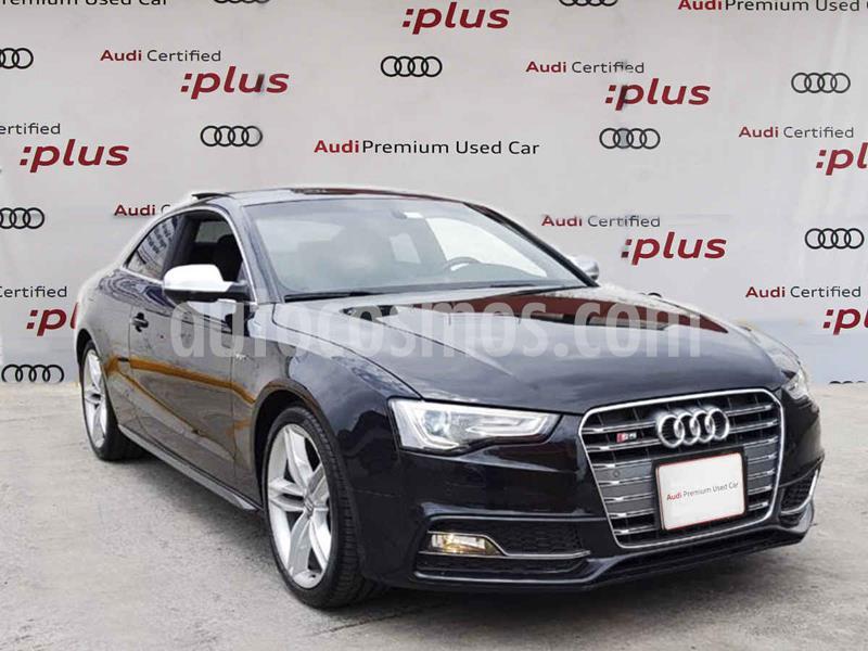 Audi Serie S S5 3.0T usado (2014) color Negro precio $450,000