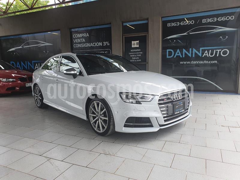 Audi Serie S S3 2.0T Quattro S-Tronic usado (2017) color Blanco precio $529,000