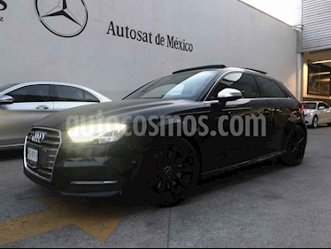 Audi Serie S S3 2.0L TFSI Aut usado (2017) color Negro precio $480,000