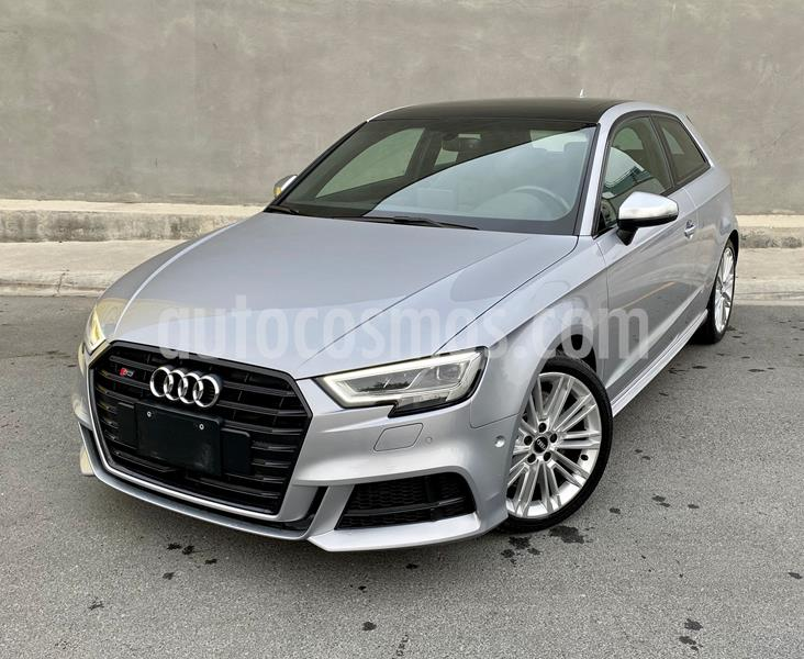 Audi Serie S S3 2.0L TFSI Aut usado (2018) color Plata Dorado precio $590,000