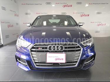 Foto Audi Serie S S3 2.0L TFSI Sedan Aut usado (2018) color Azul precio $610,000