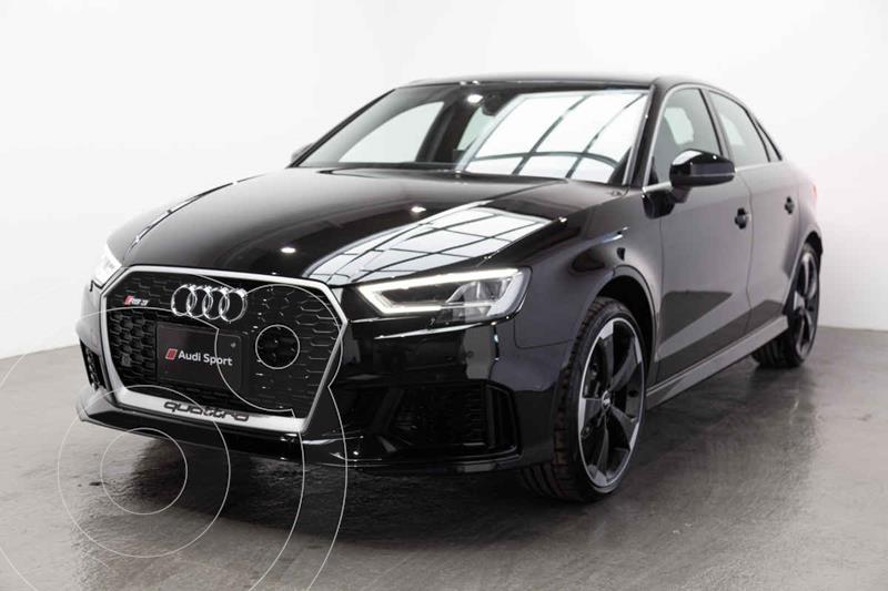 Audi Serie S S3 2.0L TFSI Sedan Aut nuevo color Negro precio $1,281,500