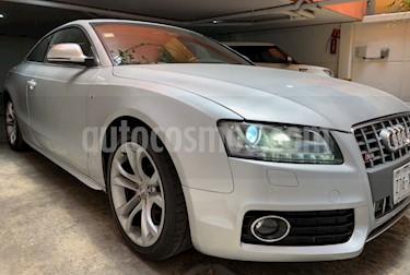 Audi Serie S S5 4.2L usado (2009) color Plata precio $253,000