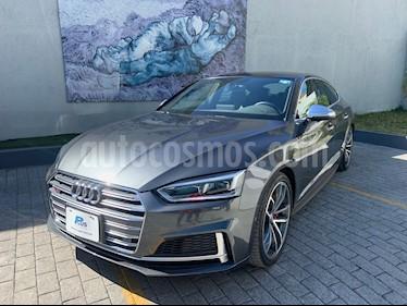 Audi Serie S S5 Sportback 3.0T usado (2018) color Gris precio $819,000