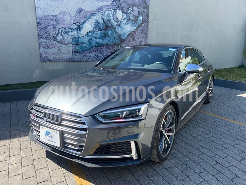 Audi Serie S S5 Sportback 3.0T usado (2018) color Gris Oscuro precio $815,000