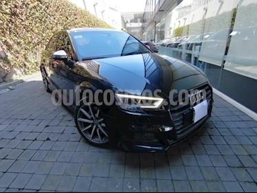Foto Audi Serie S S3 2.0L TFSI Sedan Aut usado (2017) color Negro precio $490,000