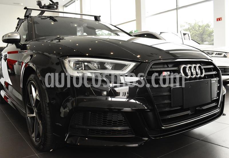 OfertaAudi Serie S 3 2.0L TFSI Sedan Aut nuevo color Negro precio $787,059