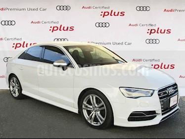 Audi Serie S S3 2.0L S-Tronic usado (2015) color Blanco precio $419,000