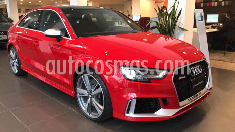 Audi Serie S S3 2.0L TFSI Sedan Aut nuevo color Rojo precio $1,290,500