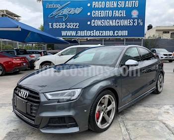 Audi Serie S S3 2.0L usado (2017) color Gris precio $539,900