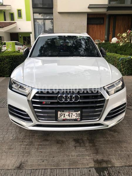 Audi Serie S SQ5 3.0L T FSI (354 hp) usado (2018) color Blanco precio $779,000