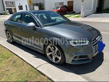 Foto venta Auto usado Audi Serie S S3 1.8T Quattro (210Hp) (2017) color Gris precio $490,000