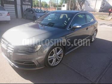 Foto venta Auto usado Audi Serie S S3 2.0L TFSI Aut (2014) color Gris precio $309,000