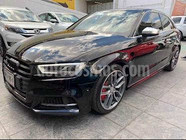 Foto venta Auto usado Audi Serie S S3 2.0L TFSI Aut (2018) color Negro precio $655,000