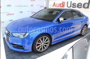 Foto venta Auto usado Audi Serie S S3 2.0L TFSI Sedan Au (2016) color Azul precio $500,000