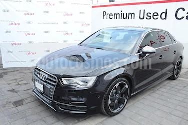 Foto venta Auto usado Audi Serie S S3 2.0L TFSI Sedan Au (2016) color Negro precio $490,000