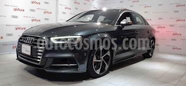 Foto Audi Serie S S3 2.0L TFSI Sedan Aut usado (2019) color Gris precio $745,000