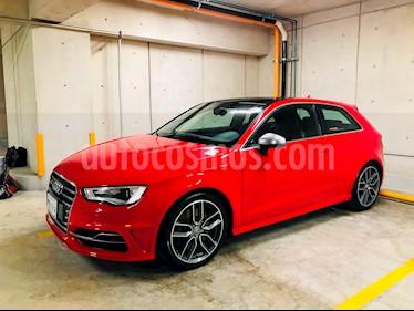 Audi Serie S S3 2.0T Quattro S-Tronic usado (2016) color Rojo precio $480,000