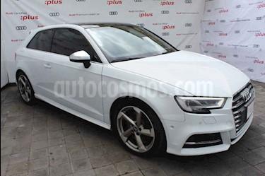 Foto venta Auto usado Audi Serie S S3 2.0T Quattro (2017) color Blanco precio $525,000
