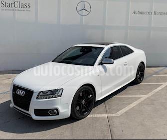 Foto venta Auto usado Audi Serie S S5 4.2L Tiptronic (2011) color Blanco precio $309,900