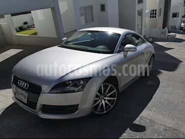 Foto Audi TT 100 anos 2.0T  usado (2010) color Plata Hielo precio $240,000