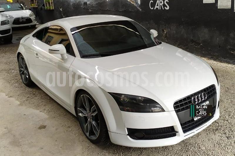 Audi TT Coupe 1.8 T FSI usado (2010) color Blanco precio $2.450.000