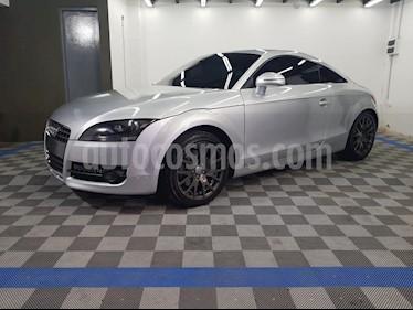 Audi TT Coupe 1.8 T FSI (160Cv) usado (2010) color Gris Condor precio $22.000