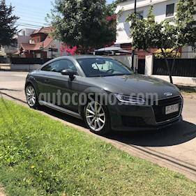 Audi TT 2.0L TFSI  usado (2017) color Gris precio $25.000.000